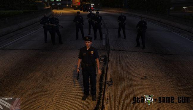 скачать мод на гта 5 на работу полицейского