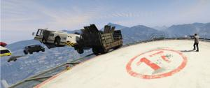 Vehicle Cannon Mod - стрелять автомобилями в gta 5