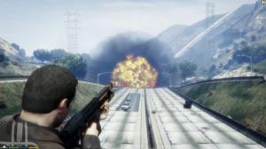 Nuke Railgun - ядерный рельсотрон в гта 5