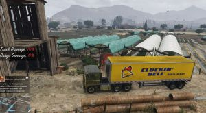Trucking Missions мисии дальнобойщика в гта 5 мод