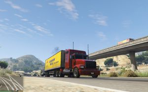 Trucking Missions - мод на миссии дальнобойщика