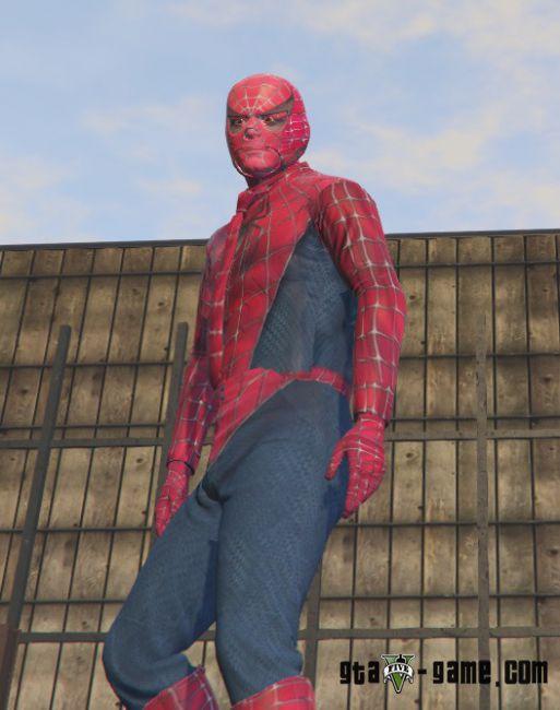 Скачать Мод На Для Гта 5 На Человека Паука - фото 5