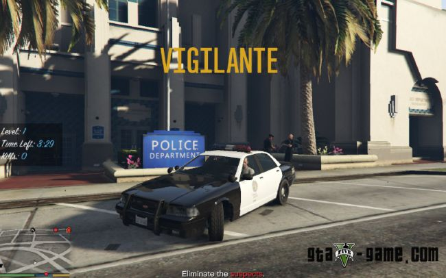 миссии полицейских на убийство в гта 5