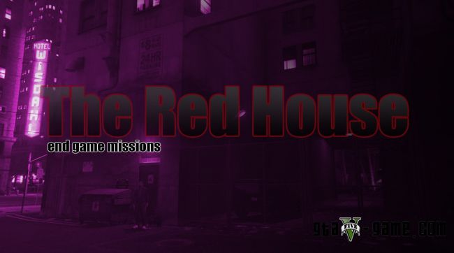 Скачать мод the red house для гта 5