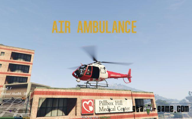 Ambulance Mini-Missions - миссии водителя скорой помощи