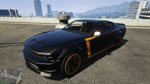 Mustang Boss 302 текстуры для Dominator