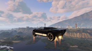 Vehicles Jetpack   летающие автомобили в gta 5