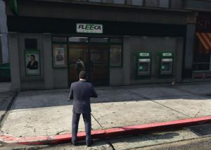 Bank Robbery Mod мод на ограбления банков в гта 5