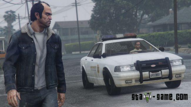 Cops - больше патрулей полиции на улицах ГТА 5