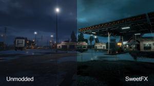 Realism Graphics Mod - мод на реализм графики gta 5
