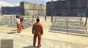 Prison Mod - мод на тюрьму в гта 5