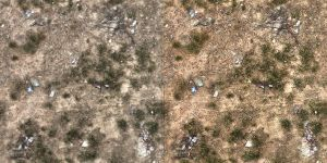 HD Texture Overhaul - улучшенные текстуры земли, дороги
