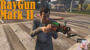 Ray Gun Mark II - интересное оружие из Black Ops II