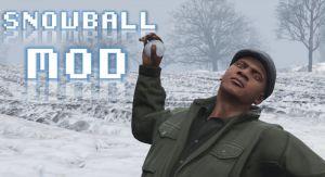 Snowball Script - мод на снежки в гта 5