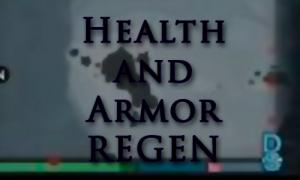 Health and Armour Regen - регенерация здоровья и брони в гта 5