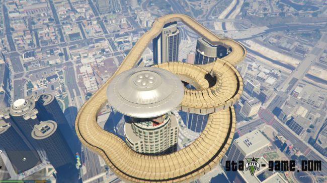 Maze Bank Mega Spiral Ramp огромная спиральная рампа