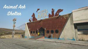 Animal Ark Shelter - зоомагазин, купите себе питомца в гта 5