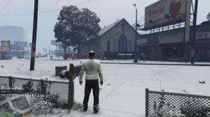 скачать мод в гта 5 на снег - фото 2