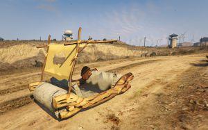 Funny Vehicles новые необычные машины в gta 5
