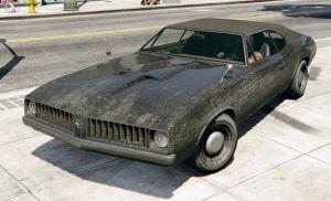 Raider's Rust Buckets - более грязные машины в гта 5