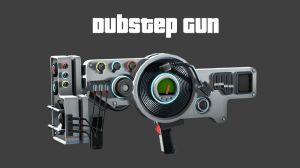 Dubstep Gun - Дабстеп оружие в гта 5