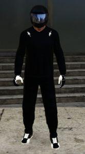 The Stig - скин Стига из ТопГир в гта 5