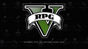 GTA RPG мод на рпг в гта 5, квесты, прокачка, скиллы