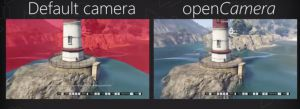 openCamera - свободная камера в редакторе, без ограничений