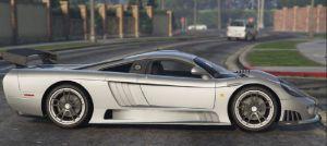 Saleen S7 новая машина суперкар в gta 5