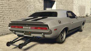 1970 Dodge Challenger RT 440 - Додж Челленджер в гта 5