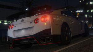 Nissan GTR Nismo - Ниссан ГТР новая машина в гта 5