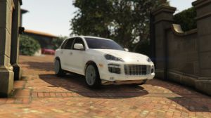 Porsche Cayenne Turbo S - Порш Кайен в гта 5