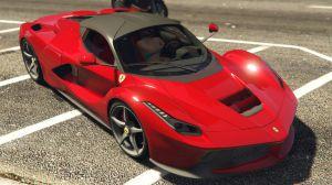Ferrari LaFerrari - новый суперкар феррари в гта 5