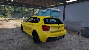 2013 BMW M135i - мод на простенькую бмв для гта 5