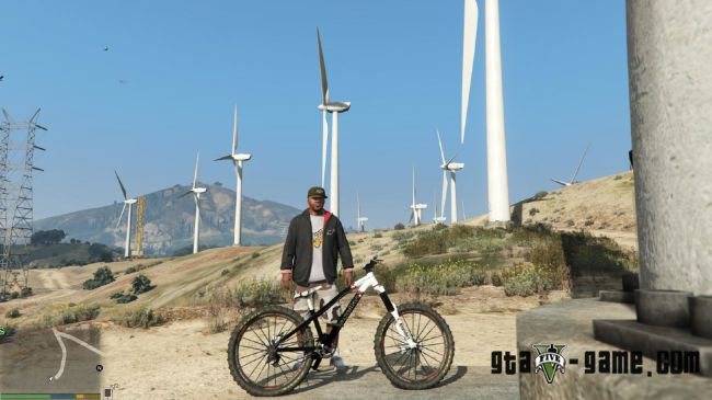 Magellan PolarX Dirt Bike - новый велосипед для бездорожья