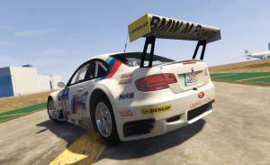 BMW M3 GT2 - гоночная версия БМВ для гта 5
