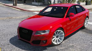 Audi S4 - новая машина  Ауди S4 для мод гта 5