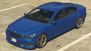 BMW E60 525d - пятерка бмв для гта 5