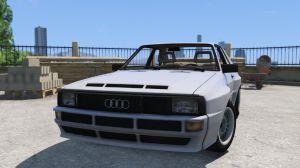 Audi Quattro Sport - мод на Ауди Кватро для гта 5