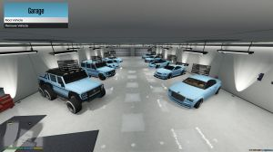 Extra Singleplayer Garages - еще больше гаражей в одиночной гта 5