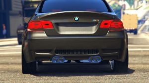 BMW M3 E92 еще одна версия бмв м3 для гта 5