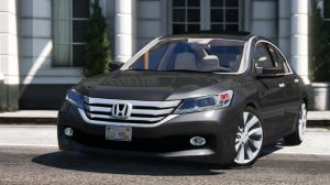 2015 Honda Accord - новая машина Хонда Аккорд в гта 5