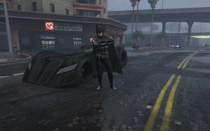 Скачать мод на бэтмена для гта 5