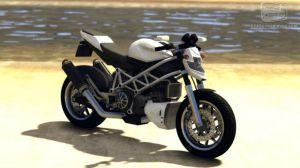 Honda CB 1800 Cafe Racer - новый мотоцикл Хонда в гта 5