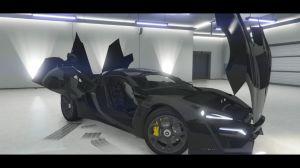 Lykan Hypersport - необычный суперкар Лукан Гиперспорт для гта 5