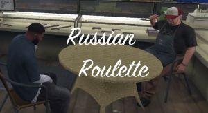Russian Roulette - русская рулетка в гта 5 пк