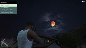 Blood Mon - кровавая луна для гта 5