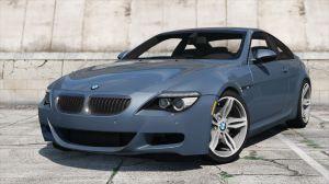BMW M6 E63 - мод на машину БМВ М6 Е63 для Gta 5