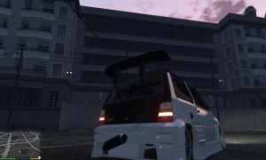VAZ-1111 русская машина ОКА в гта 5