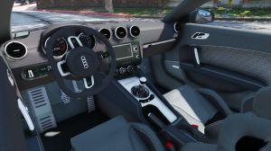 Audi TT RS 2013 мод на машину Ауди ТТ РС для gta 5